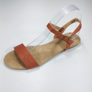 SO Authentic American Heritage Sandals SZ 8.5 M